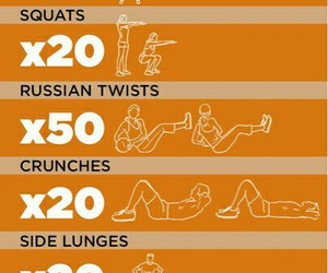 active, fit, and sport image