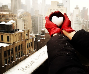 cool, heart, and macys image
