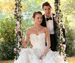 revenge, wedding, and emily vancamp image