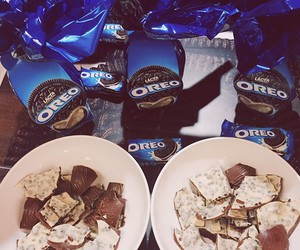 oreo, love, and chocolate image