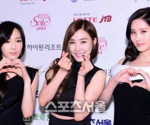 beauty, taeyeon, and girls image