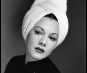 classic hollywood, face, and maria montez image
