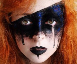 body paint, face paint, and body painting image
