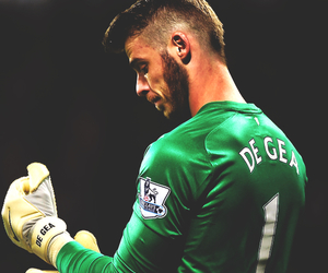 manchester united and de gea image