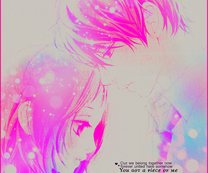 manga, pretty, and forever together image