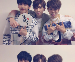 ukiss, infinite, and hoya image