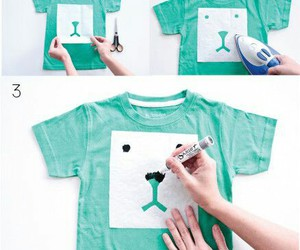 diy and t shirt image