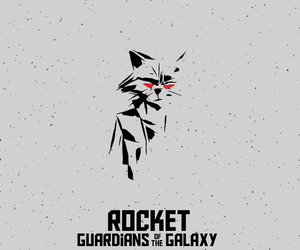 rocket and guardians of the galaxy image