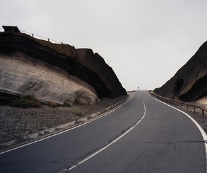 road, theme, and travel image