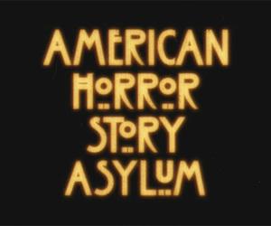 american horror story, asylum, and ahs image