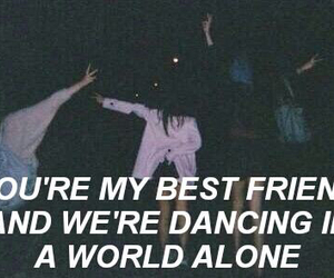 grunge, lorde, and Lyrics image