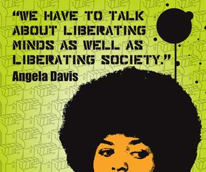 Afro, feminism, and green image