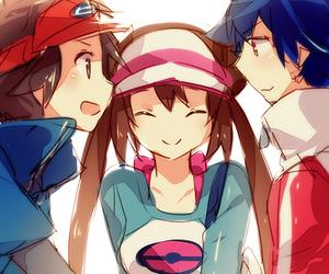 pokemon, hugh, and rosa image