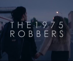 band, robbers, and the 1975 image