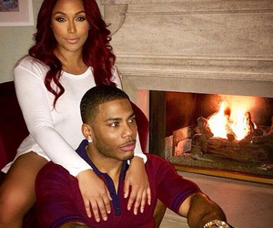 couple, nelly, and Relationship image
