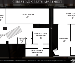house, map, and 50shades image