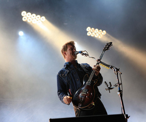 Josh Homme, queens of the stone age, and qotsa image
