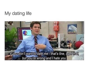 funny, date, and life image
