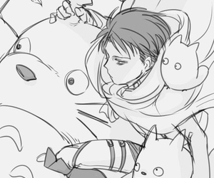 anime, totoro, and attack on titan image