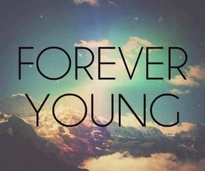 colorful, Forever Young, and pretty image