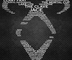 shadowhunters, clary fray, and alec lightwood image