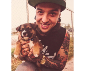 mines, perry, and pierce the veil image