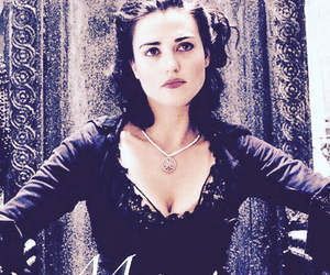 merlin, morgana, and tv show image