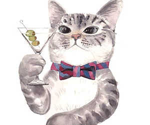 meow, party, and cozy time image