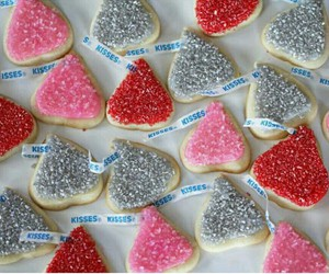 Cookies, kisses, and hershey image