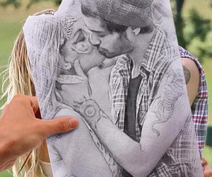 drawing, zerrie, and cute image