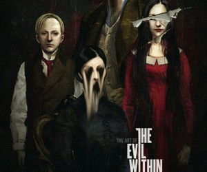the evil within and evil image