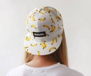 banana, fashion, and girl image