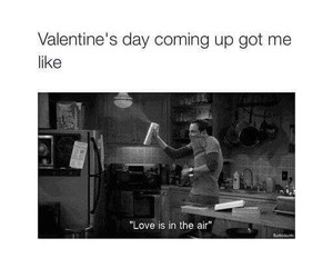 love, funny, and Valentine's Day image