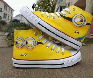 minions and converse image