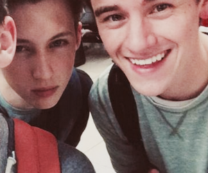 troye sivan, youtubers, and connor franta image