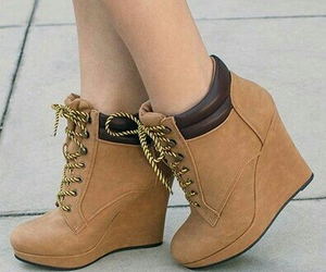 booties, boots, and brown image