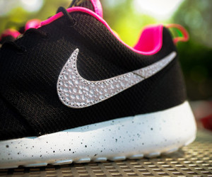 foot and nike image