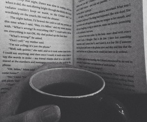 b&w, books, and cozy image