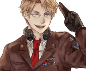 hetalia and america image
