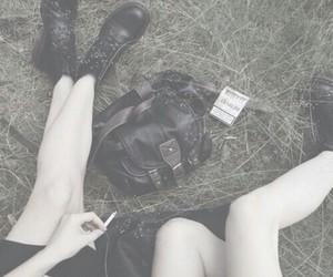 alternative, indie, and smoke image