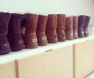 ugg, fashion, and shoes image
