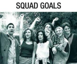friends and squad goals image