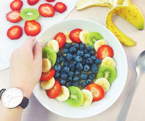 food, fruit, and health image