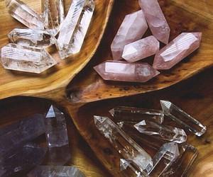 crystal, magic, and grunge image