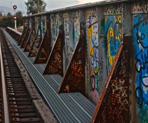 art, walls, and graffiti image