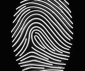 fingerprint, grunge, and light image