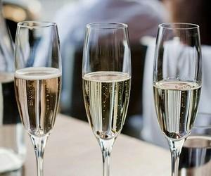 alcohol, sparkling, and champange image