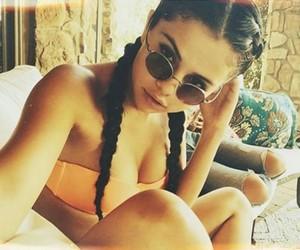 nice, bikini, and sunglasses image