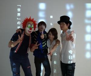 sekainoowari and セカオワ image