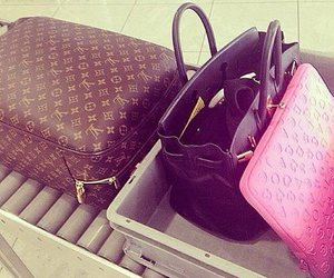 fashion, Louis Vuitton, and hermes image